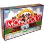 Juego De Mesa Monopoly Deluxe Edición De Lujo Marca Hasbro