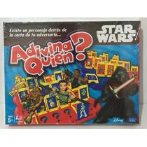Adivina Quien Star Wars Juego De Adivinar Quien Es Zap 15030