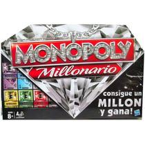 Juego Monopoly Millonario Zap 13034