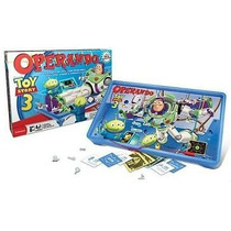 Operando Toy Story 3 Buzz Hasbro Operacion / Open-toys Avell