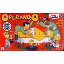 Operando A Homero Simpson , Operando Cars De Hasbro