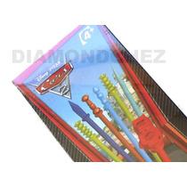 Juego De Mesa Palitos Chinos Magicos Toy Story De Cars