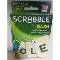 Juego De Cartas Scrabble O Pictionary Original Mattel Nuevas