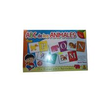 Abc De Los Animales Juego Para Aprender A Escribir , Implas