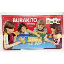 Burakito Burako Infantil Juego De Mesa Ruibal