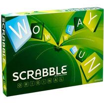 Scrabble ¡el Mejor Palabras Cruzadas! Original Mattel Jiujim