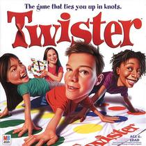 Twister Juego De Mesa Hasbro Colores Manos Y Pies Original