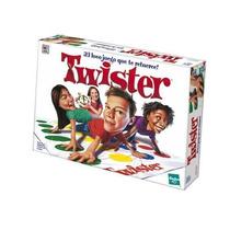Twister El Loco Juego Que Te Retuerce Licencia De Hasbro