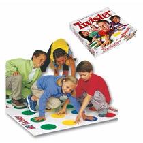 Juego De Mesa Twister Version Original Hasbro Toyco Filsur