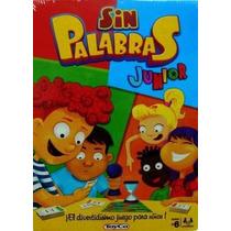 Sin Palabras Junior - Juego De Mesa Original Toyco