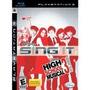Sing It 3 High School Musical Playstation 3 Ps3 Import Nuevo