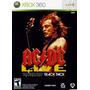 Ac Dc Live Rockband Track Pack Xbox 360 Oferta Celofan Roto
