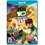 Ben 10 Omniverse 2 Nintendo Wiiu Nuevo Sellado Original