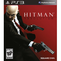 Hitman Absolution Special Edition Ps3 / Ps Store / + 2 Dlc