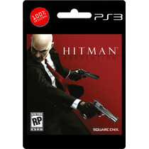 Hitman Absolution Ps3 Store - Online Incluido