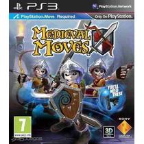 Medieval Moves Deadmund`s Quest Ps3 Nuevo Sellado !