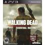 The Walking Dead Survival Instinct Ps3 Super Oferta