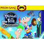 Phineas And Ferb: Across The Second Dimension | Ps3 | Entreg
