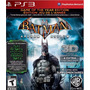 Batman Arkham Asylum - Video Juego Ps3 Box Original