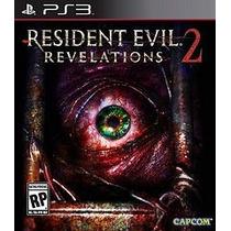 Resident Evil Revelations 2 Preventa 24/02/2015 Ps3