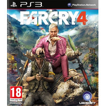 Far Cry 4 Ps3 | Digital |entrega Inmediata