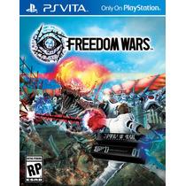 Freedom Wars Nuevo Ps Vita Dakmor Canje/venta