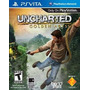 Uncharted Golden Abyss Psvita Nuevo Sellado - G10 Games