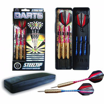 Dardos X3 Enchapados Bronce Aletas Pet Darts005 Photoprint