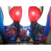Bowling Del Hombre Araña