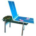 P R O M O -25% Metegol Profesional Aluminio + Tapa Ping Pong