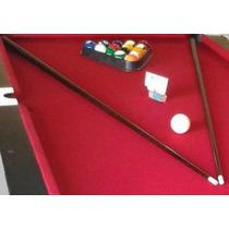 Accesorios De Pool Kit Completo Reglam 6y12 Ctas Sin Interes