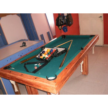Mini Pool C/ Tapa Ping Pongg.