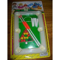 Mini Pool Juguete Importado Retro Decada Del 90