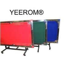 Mesa De Pool -= Plegable =- Yeerom® 180 Nueva