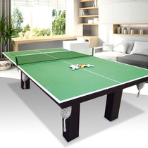 Mesa De Pool Con Tapa Reversible A Ping Pong / Scorpio