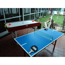 Combo Ping Pong Y Tejo
