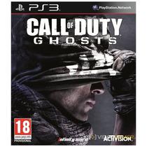 Call Of Duty - Ghosts - Ps3 - Incluye Online - Tarjeta !!!