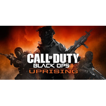 Black Ops 2 Uprising + 10 Camuflajes + Nuketown Zombies