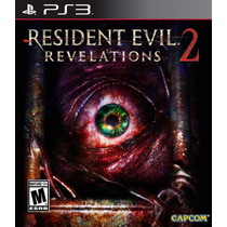 Playstation 3 * Resident Evil Revelations 2 * Mercadolider !