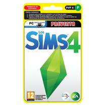 Sims 4 Juego Pc Original Español Microcentro