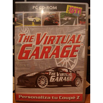 Juego Pc Cd-rom The Virtual Garage, Auto Coupé Z, Original