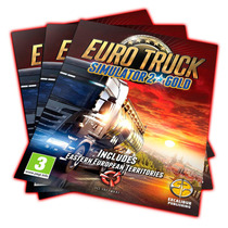 Eurotruck Simulator 2 Gold // Pc Steam, Original