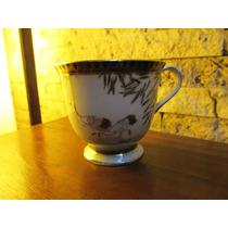 Pocillo De Porcelana Tsuji Motivo Oriental