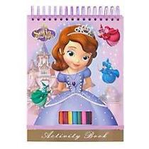 Cuaderno De La Princesa Sofia