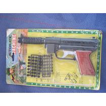 Pistola Ametralladora Lanza Balines