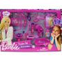 Set De Doctora Barbie Caja Grande Microc Congr Olivos Envios