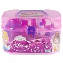 Set Doctora De Princesas Luz Y Sonidos Original Ditoys.