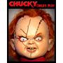 Muñeco Chucky En Latex 75cm, Bride, La Novia De Chuky, Curse