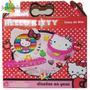 Hello Kitty Diseño En Yeso - Espejo