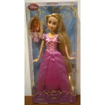 Princesa Rapuncel Y Principe Original De Mattel